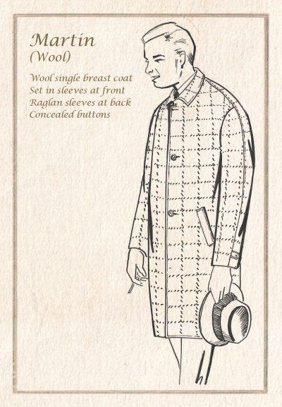 Martin (Wool)